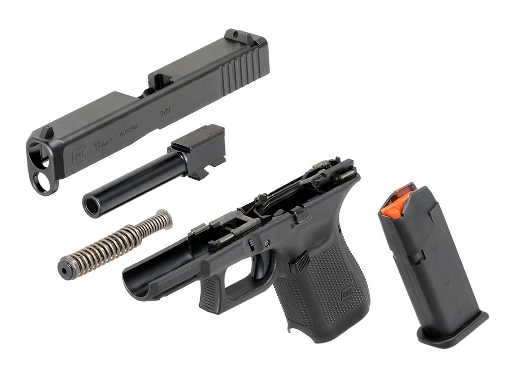 GLOCK 19 Gen 5 Pistol